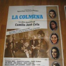 Cine: LA COLMENA, DIBILDOS, MARIO CAMUS, VICTORIA ABRIL, ANA BELEN, J L LOPEZ VAZQUEZ, SAZATORNIL, VELASCO. Lote 110192831