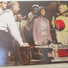 Cine: PAUL NEWMAN, GERALDINE PAGE, CARTELERA, DULCE PAJARO DE JUVENTUD. Lote 110197935