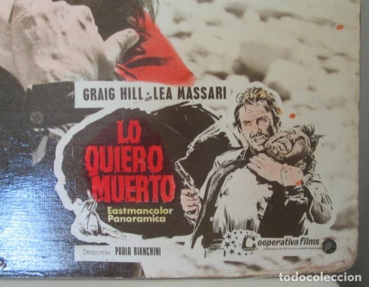 Cine: Graig Hill y Lea Massari, cartelera, Lo quiero muerto - Foto 2 - 110202331