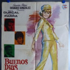 Cine: BUENOS DIAS CONDESITA - ROCIO DURCAL, VICENTE PARRA, GRACITA MORALES - AÑO 1966. Lote 110306983
