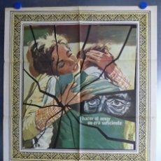 Cine: LA PETICION - ANA BELEN, EMILIO GUTIERREZ CABA - AÑO 1976. Lote 110313663