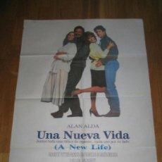 Cine: UNA NUEVA VIDA, ALAN ALDA, ANN MARGARET, HAL LINDEN, VERONICA HAMEL, JOHN SHEA. Lote 110350463