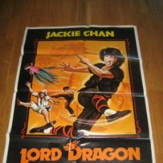 Cine: LORD DRAGON, JACKIE CHAN, MARS, CHEN HUI-MIN, SIDNEY YIM, WHANG IN-SIK. Lote 110352031