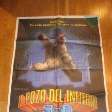 Cine: EL POZO DEL INFIERNO, RICHARD FLEISCHER, TONY ROBERTS, TESS HARPER, ROBERT JOY, CANDY CLARCK. Lote 110387575