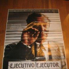 Cine: EL EJECUTIVO EJECUTOR, JAN EGLESON, MICHAEL CAINE, ELIZABETH MCGOVERN, A SHOCK TO THE SYSTEM. Lote 110529407