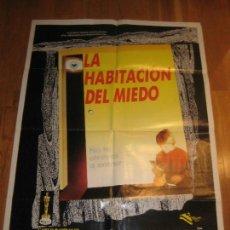 Cine: LA HABITACION DEL MIEDO, CARLO RAMBALDI, ARMAND MASTROIANNI, COTTER SMITH, MEL HARRIS, SCOTT CURTIS. Lote 110530351