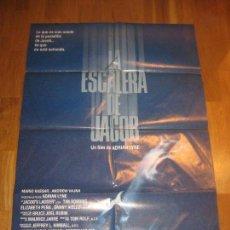 Cine: LA ESCALERA DE JACOB, ADRIAN LYNE, MARIO KASSAR, ANDREW VAJNA, TIM ROBBINS, ELIZABETH PEÑA. Lote 110531391