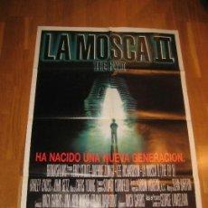 Cine: LA MOSCA II, THE FLY II, CHRIS WALAS, ERIC STOLTZ, DAPHNE ZUNIGA, LEE RICHARDSON. Lote 110576303