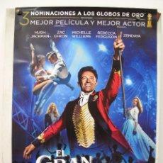 Cine: EL GRAN SHOWMAN. Lote 115156462