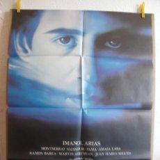 Cine: CARTEL CINE ORIG LA MUERTE DE MIKEL (1984) 70X100 / IMANOL URIBE / IMANOL ARIAS. Lote 110706659