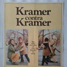 Cinéma: CARTEL CINE, KRAMER CONTRA KRAMER. DUSTIN HOFFMAN, MERYL STREEP, JANE ALEXANDER. 1979, C258. Lote 111401203
