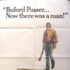 Cine: FINAL CHAPTER-WALKING TALK MOVIE POSTER, ORIGINAL, 1977. Lote 112917495