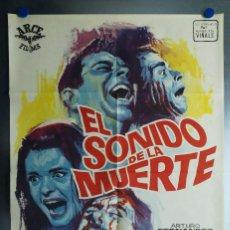 Cine: EL SONIDO DE LA MUERTE - ARTURO FERNANDEZ, SOLEDAD MIRANDA - AÑO 1969. Lote 112963767