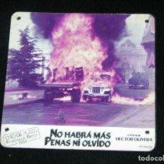 Cine: F1 LOTE 3 CARTELES DE CINE PELICULA NO HABRA MAS PENA NI OLVIDO DE HECTOR OLIVERA AÑO 1984. Lote 112999619