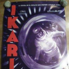 Cine: IKARIE XB 1, VIAJE AL FIN DEL UNIVERSO - APROX 70X100 CARTEL ORIGINAL CINE (L55). Lote 113122319