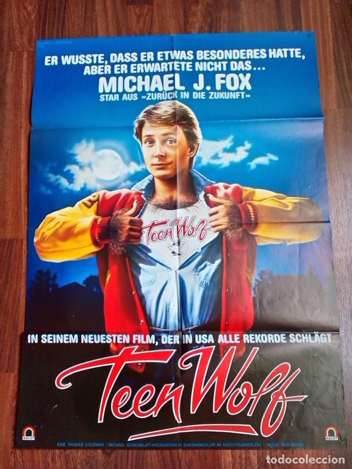 Resultado de imagen para teen wolf pelicula