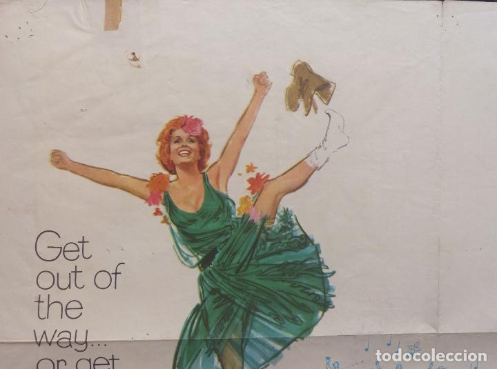 Cine: The unsinkable molly brown movie poster,1964, Metro-Goldwyn-Mayer. - Foto 4 - 113519715