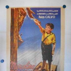 Cine: MARCELINO PAN Y VINO - CARTEL ORIGINAL 70 X 100. Lote 113524055
