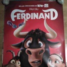 Cine: FERDINAND - APROX 70X100 CARTEL ORIGINAL CINE (L56). Lote 113524595