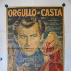 Cine: ORGULLO DE CASTA - VENTURI - CARTEL ORIGINAL ARGENTINO - 110 X 75. Lote 113619651