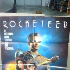 Cine: ROCKETEER POSTER ORIGINAL 70X100 (1808). Lote 113626546