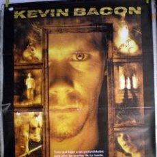 Cine: ORIGINALES DE CINE: EL ÚLTIMO ESCALÓN (KEVIN BACON) 70X100. Lote 114405479