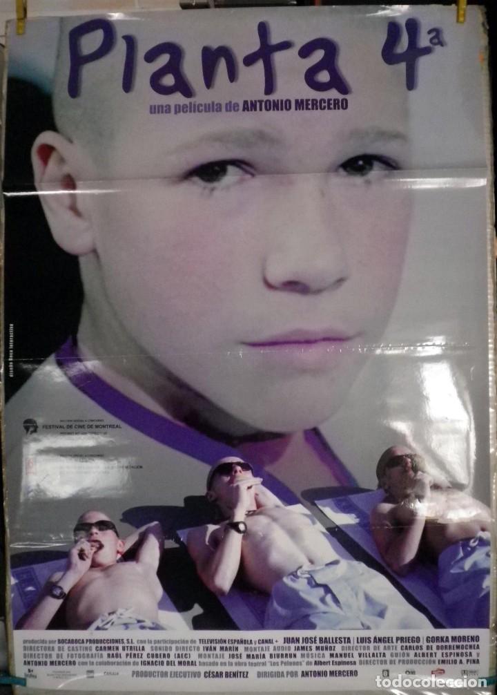 originales de cine: planta 4ª (2003) 70x100 - Comprar Carteles y ...