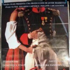 Cine: ORIGINALES DE CINE: SABOTAGE (2000) 70X100. Lote 114406107