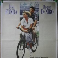 Cine: ORIGINALES DE CINE: CARTAS A IRIS (JANE FONDA, ROBERT DE NIRO) 70X100. Lote 114494879