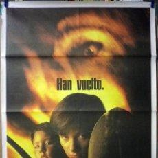 Cine: ORIGINALES DE CINE: CEMENTERIO VIVIENTE DOS 70X100. Lote 114494915