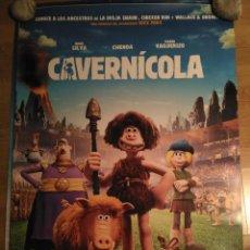 Cine: CAVERNÍCOLA - APROX 70X100 CARTEL ORIGINAL (L56). Lote 114744835
