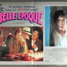 Cine: YH33 BELLE EPOQUE JORGE SANZ ARIADNA GIL FERNANDO TRUEBA POSTER ORIGINAL ITALIANO 47X68. Lote 185881568