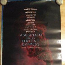 Cine: ASESINATO EN EL ORIENT EXPRESS - APROX 70X100 CARTEL ORIGINAL (L56). Lote 114944123