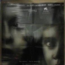 Cine: ORIGINALES DE CINE: FRÁGILES (CALISTA FLOCKHART, ELENA ANAYA) - 70X100. Lote 115148683
