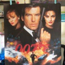Cine: POSTER 007 GOLDENEYE 70X100 ORIGINAL CINE. Lote 115370435