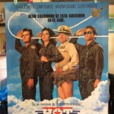 Cine: POSTER HOT SHOTS 70X100 ORIGINAL CINE. Lote 115371451