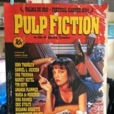 Cine: POSTER PULP FICTION 70X100 ORIGINAL CINE 1994. Lote 115374684