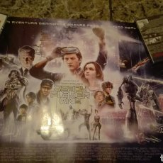 Cine: POSTER ORIGINAL READY PLAYER ONE 50X70. Lote 115707584