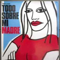 Cine: 3XL05D TODO SOBRE MI MADRE PEDRO ALMODOVAR POSTER ORIGINAL ESPAÑOL 70X100. Lote 148006510
