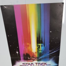 Cine: LOTE 7 PANELES - STAR TREK - THE MOTION PICTURE - TDKP2. Lote 116194235