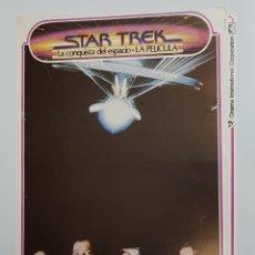 Cine: STAR TREK - CARTELERA ORIGINAL - 8 IMAGENES - TDKP12. Lote 116196568