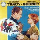 Cine: LA CIUDAD DE LOS MUCHACHOS. SPENCER TRACY-MICKEY ROONEY. CARTEL ORIGINAL 1972 70X100. Lote 116229659