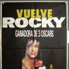 Cine: YK26 ROCKY SYLVESTER STALLONE BOXEO POSTER ORIGINAL 70X100 ESPAÑOL. Lote 116542399