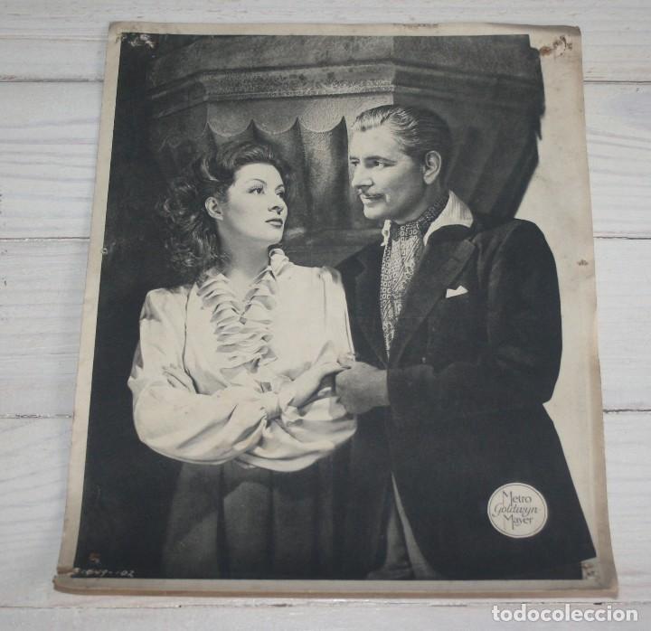 CARTEL SECUENCIA DE PELÍCULA DE METRO GOLDWYNG MAYER (Cine- Posters y Carteles - Drama)