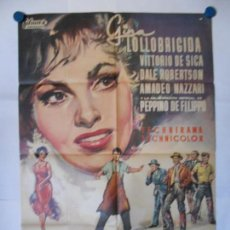 Cine: ANA DE BROOKLIN - CARTEL ORIGINAL 70 X 100. Lote 117239211