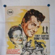 Cine: FUGITIVOS - 1959 - CARTEL ORIGINAL 70 X 100. Lote 117770343