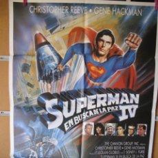 Cine: GND3157 SUPERMAN IV. Lote 289441888