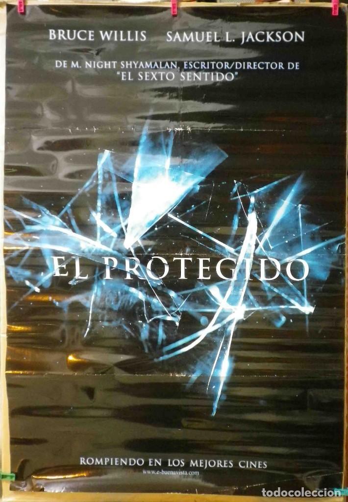 Originales De Cine El Protegido Bruce Willis Comprar Carteles Y