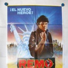 Cine: REMO - CARTEL ORIGINAL 70 X 100. Lote 118353967