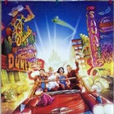 Cine: ORIGINALES DE CINE: LOS PICAPIEDRA EN VIVA ROCK VEGAS (MARK ADDY, STEPHEN BALDWIN) - 70X100. Lote 118361479